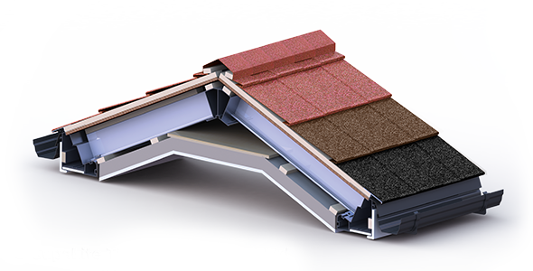 Solid Tiled Conservatory Roof System