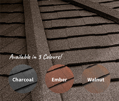 Traditional Conservatory Roof Tile
